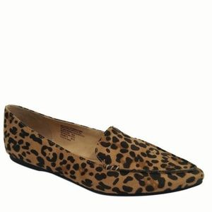 Time and Tru Leopard Feather Flats